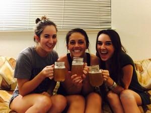 homemade beer 1