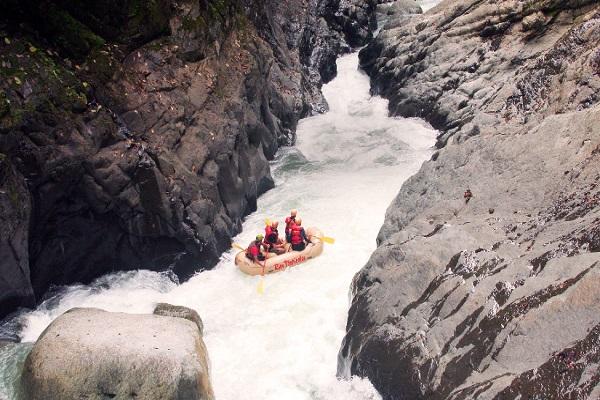 from Jaydon gay whitewater rafting