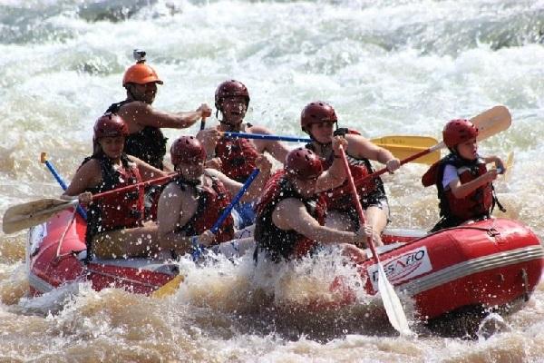 gay whitewater rafting