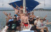 Catamaran LGBT Exclusive!