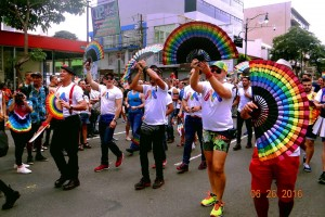 Costa Rica Gay Pride Parade 2016
