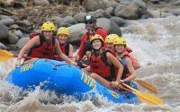 Rafting class III